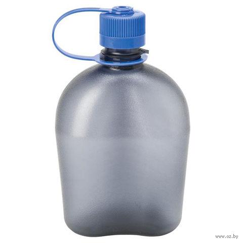 """Бутылка """"Oasis 1 QT"""" (1 л; gray) — фото, картинка"""