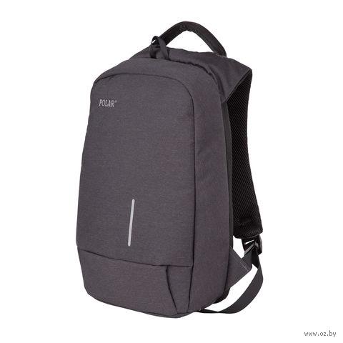 Рюкзак К3149 (15,4 л; тёмно-серый) — фото, картинка