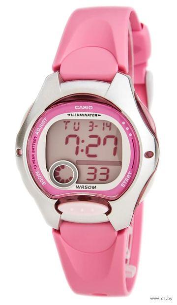 Часы наручные (розовые; арт. LW-200-4B) — фото, картинка