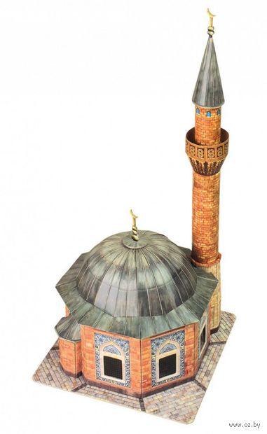 """Сборная модель из картона """"Мечеть Конак"""" (масштаб: 1/87) — фото, картинка"""