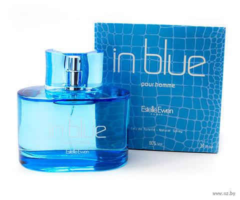"""Туалетная вода для мужчин """"In Blue"""" (100 мл)"""