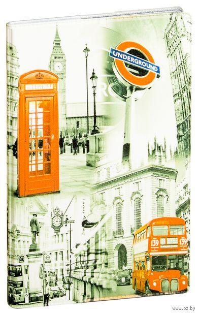 """Обложка на паспорт """"Англия"""" — фото, картинка"""