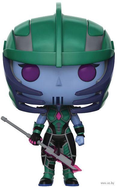 """Фигурка """"Guardians of the Galaxy. The Telltale Series. Hala the Accuser"""" — фото, картинка"""