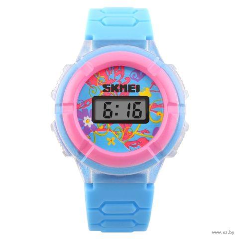 Часы наручные (голубые; арт. DG1097) — фото, картинка
