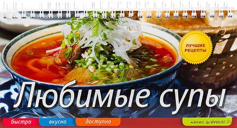 Любимые супы. Елена Анисина