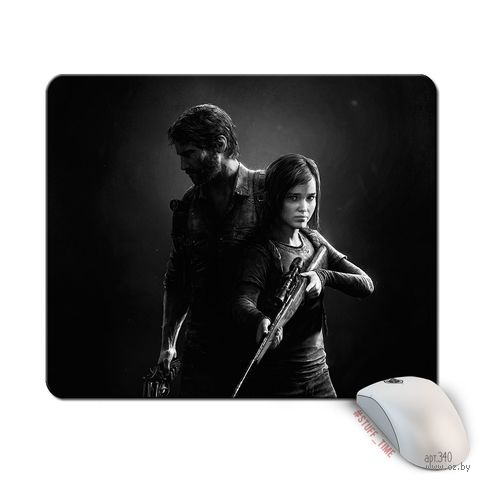 "Коврик для мыши большой ""The Last of Us"" (340)"