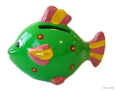 "Копилка ""Рыбка"" — фото, картинка"