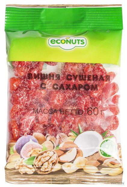 """Вишня сушеная """"Econuts"""" (60 г) — фото, картинка"""