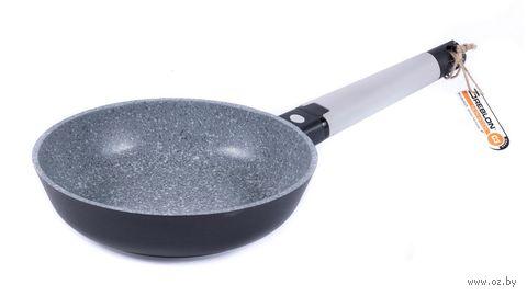 """Сковорода алюминиевая, 26 см """"Greblon Compact Induction"""" — фото, картинка"""