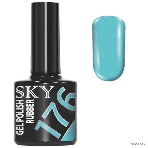 """Гель-лак для ногтей """"Sky"""" тон: 176 — фото, картинка"""