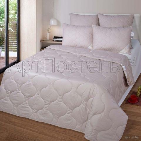 Одеяло стеганое (172х205 см; двуспальное; арт. 2075) — фото, картинка