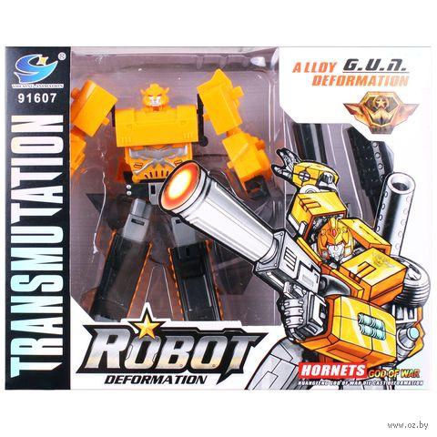 "Робот-трансформер ""Robot"" (арт. DV-T-695) — фото, картинка"