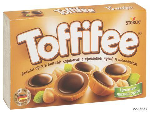 "Конфеты ""Toffifee"" (125 г) — фото, картинка"