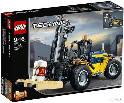 """LEGO Technic """"Сверхмощный вилочный погрузчик"""" — фото, картинка"""