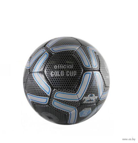 """Мяч футбольный """"Gold cup"""" (арт. Т45790) — фото, картинка"""