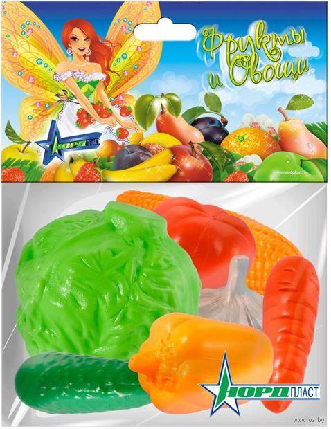 """Игровой набор """"Овощи"""" (арт. 436) — фото, картинка"""