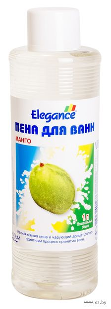 """Пена для ванн """"Манго"""" (1 л)"""