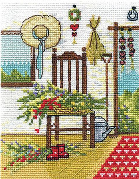 """Вышивка крестом """"Уютный уголок"""""""
