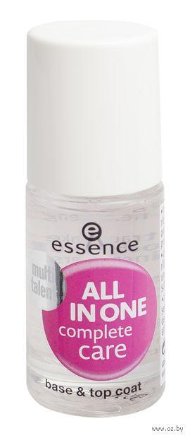 "Базовое покрытие для ногтей ""All in one complete care"" (8 мл) — фото, картинка"