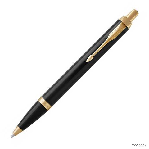 """Шариковая ручка Parker """"I.M. Black GT"""""""