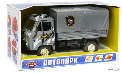 """Модель машины """"Спецслужба"""""""