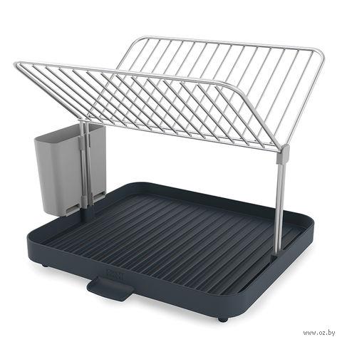 """Сушилка для посуды """"Y-rack"""" (серая) — фото, картинка"""