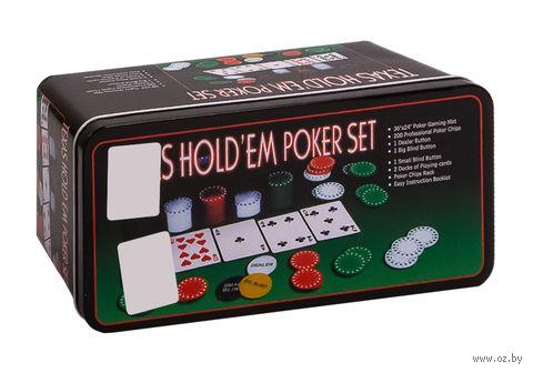 Набор для покера (арт. G-22) — фото, картинка
