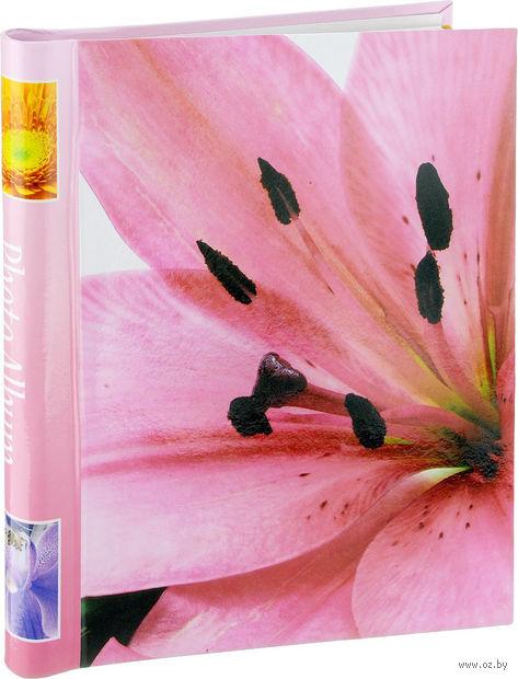"""Фотоальбом """"Fleur-De-Lis"""" (розовый) — фото, картинка"""