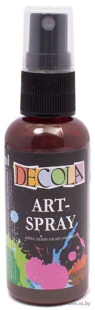 "Краска-спрей ""Decola"" (коричневая; 50 мл) — фото, картинка"