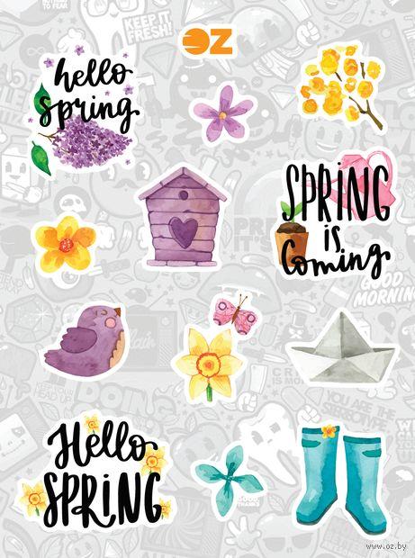 """Набор наклеек """"Весна"""" — фото, картинка"""