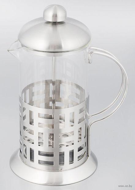 Кофейник с прессом (350 мл; арт. YM-014/350) — фото, картинка