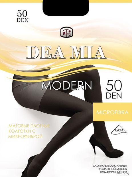 "Колготки женские теплые ""Dea Mia. Modern 50"" — фото, картинка"