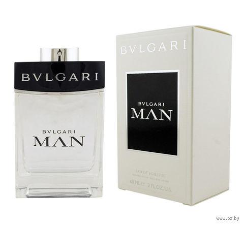 """Туалетная вода для мужчин Bvlgari """"Man"""" (60 мл) — фото, картинка"""