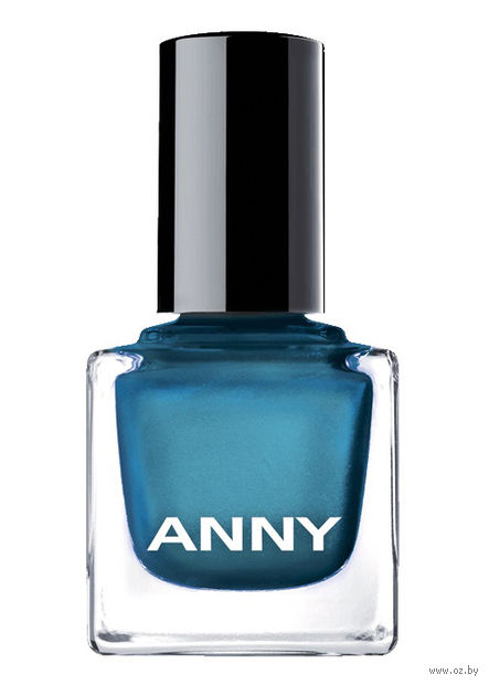 """Лак для ногтей """"Anny Nail Polish"""" тон: 385, blue bikini girl — фото, картинка"""