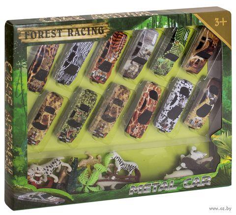 """Набор машинок """"Forest Racing"""" — фото, картинка"""