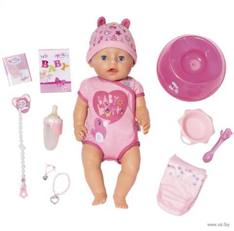 "Интерактивная кукла ""Baby Born"" — фото, картинка"