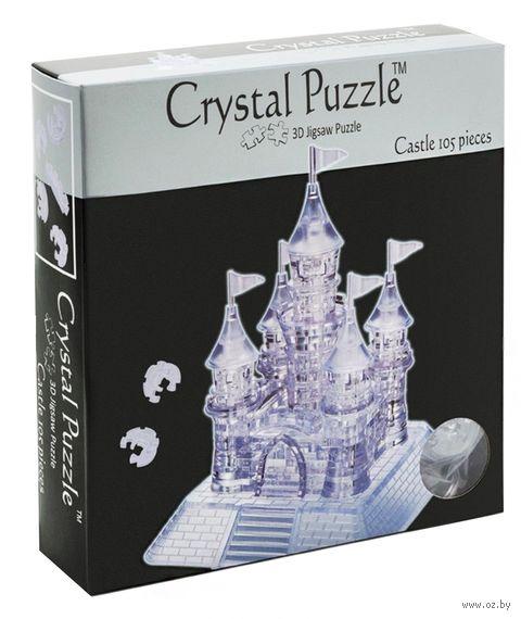 "Пазл-головоломка ""Crystal Puzzle. Замок"" (105 элементов) — фото, картинка"