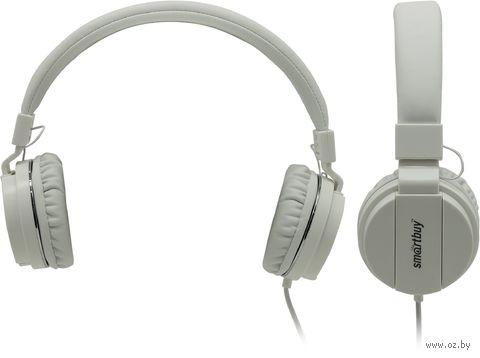 Полноразмерная гарнитура Smartbuy ONE SBH-120 (белая) — фото, картинка