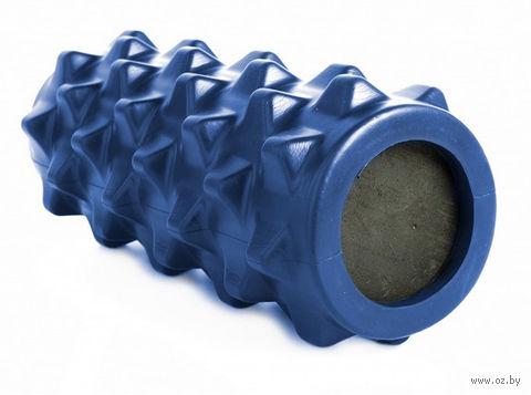 Валик для фитнеса (синий) — фото, картинка