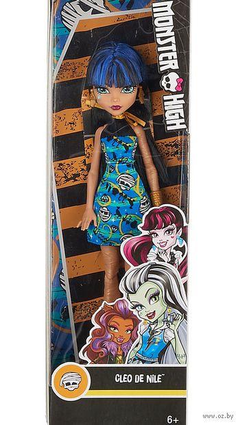 """Кукла """"Монстер Хай. Базовые куклы. Клео де Нил"""""""