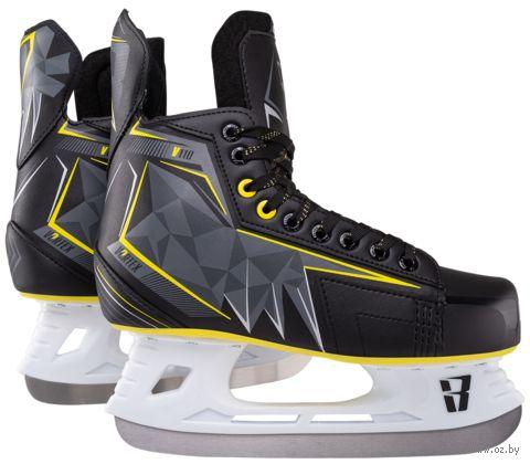 """Коньки хоккейные """"Vortex V110"""" (р. 39) — фото, картинка"""