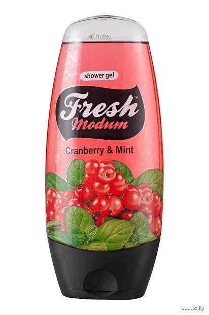 """Гель для душа """"Cranberry + Mint"""" (250 мл) — фото, картинка"""