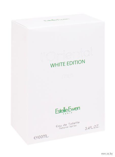 "Туалетная вода для мужчин ""Loriental White Edition"" (100 мл)"