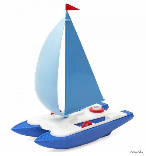 """Игрушка для купания """"Катамаран"""""""