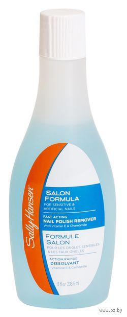 """Жидкость для снятия лака """"Salon Formula"""" (150 мл)"""