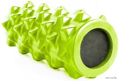 Валик для фитнеса (зелёный) — фото, картинка