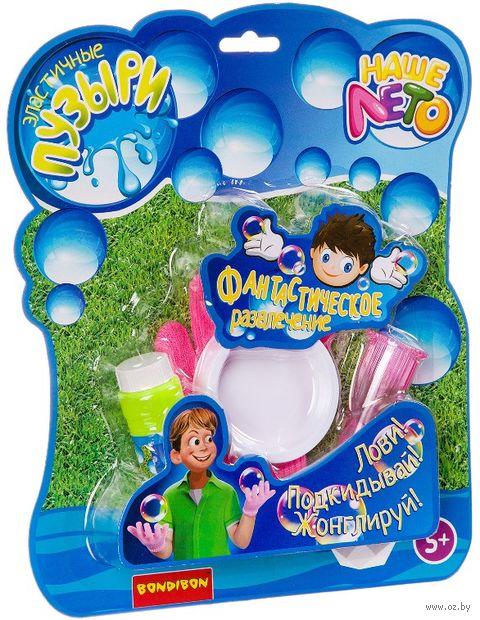 Мыльные пузыри (50 мл; с перчаткой) — фото, картинка