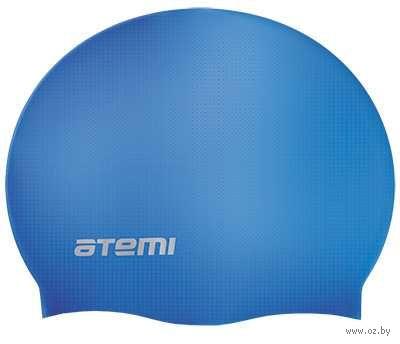 Шапочка для плавания (синяя; арт. RC302) — фото, картинка