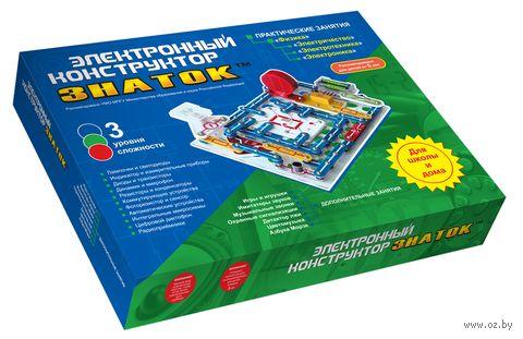 """Электронный конструктор """"Знаток. 999 схем+школа"""" — фото, картинка"""