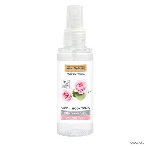 "Тоник для лица и тела ""Rose Flower Water"" (125 мл) — фото, картинка"